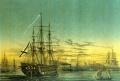 Парусный флот на Севастопольском рейде