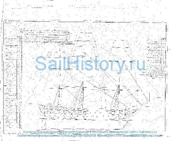 01020101 - Пётр 1 и 2 - 100-пушечный парусный линейный корабль
